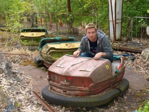 dodgems in chernobyl