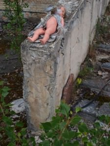 dolls in chernobyl