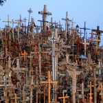 The Hill of Crosses,   Lithuania – Day Trip from Vilnius
