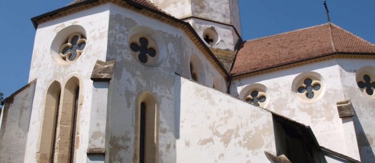 prejmer fortified church romania