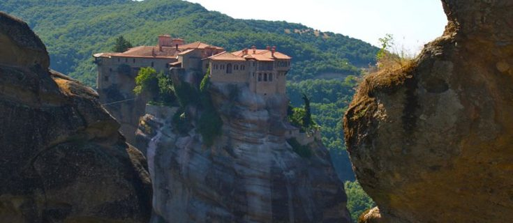 The Monasteries in Meteora