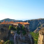 How to get from Ohrid to Meteora,   Greece: