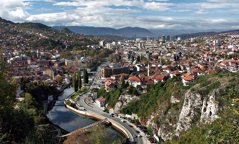 Backpacking In Bosnia 3 Things To See In Sarajevo One