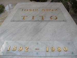 Titos Grave in_The_House_of_Flowers