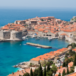 Backpacking in Croatia,   Dubrovnik