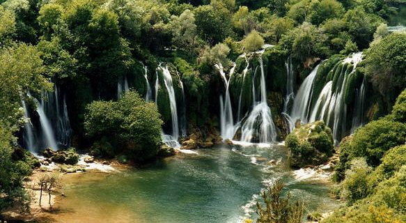 kravica_waterfalls bosnia