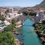 Backpacking in Bosnia; Things to See in Mostar