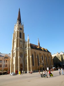 novi sad church
