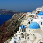 The most beautiful place in the world? Santorini? Possibly!