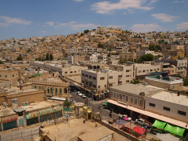 Visiting Hebron In The Palestinian West Bank One Step 4ward