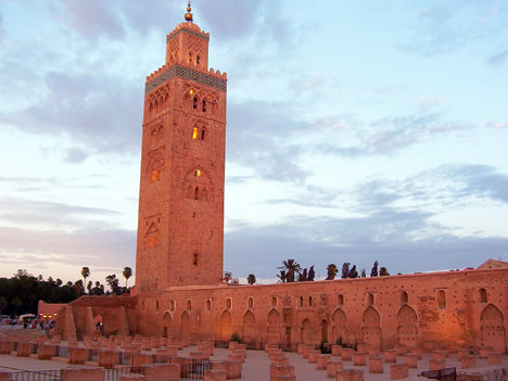 The Souqs And Mosques Of Marrakech One Step 4ward