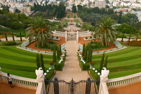 Shrine of the Bab Haifa
