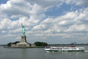 Statue of Liberty ferry New York