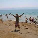 Visiting the Dead Sea in Israel