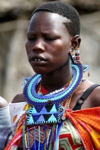masai mara necklace