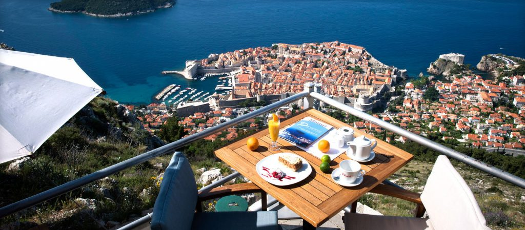 Dubrovnik Cable Car Restaurant