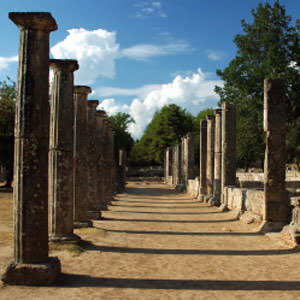 ancient-olympia greece
