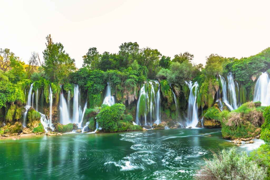 Kravice Waterfalls Mostar