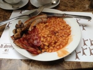 hotel savic breakfast 4