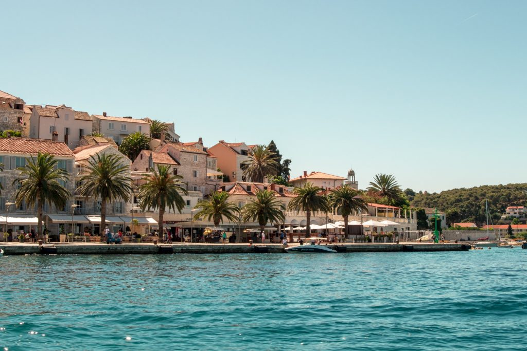 Boat trip to Hvar and the Blue Cave