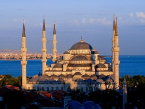 the_Blue_Mosque_at_sunset