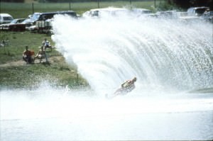 waterskiing in alberta
