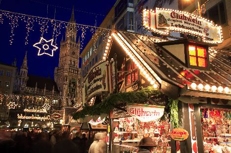 Munich Christmas Market.Best Christmas Markets In Europe One Step 4ward