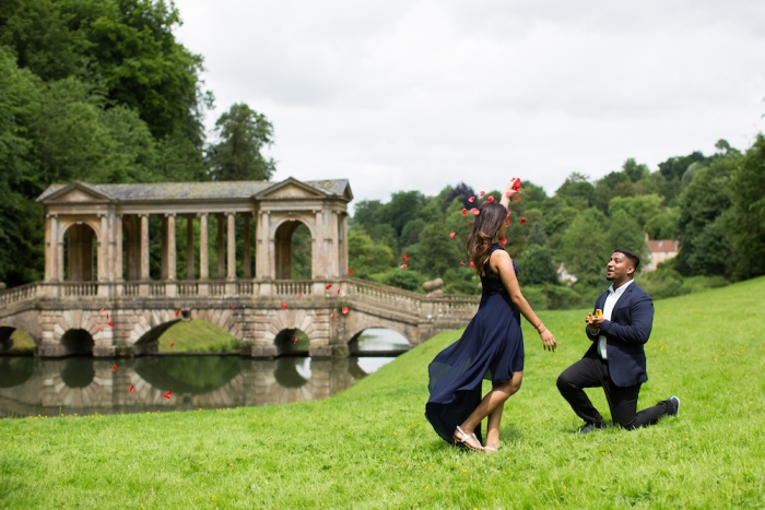 Best place to propose in the UK