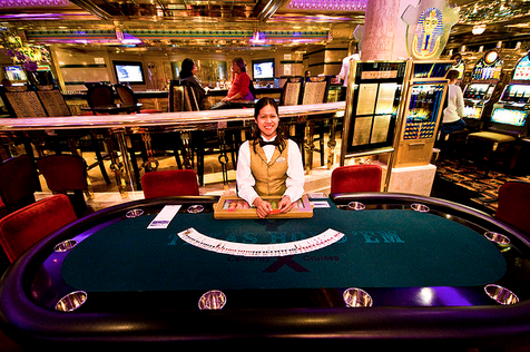 poker on cruises