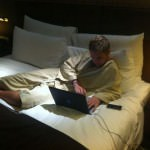Living It Up in The Hansar Hotel,   Bangkok