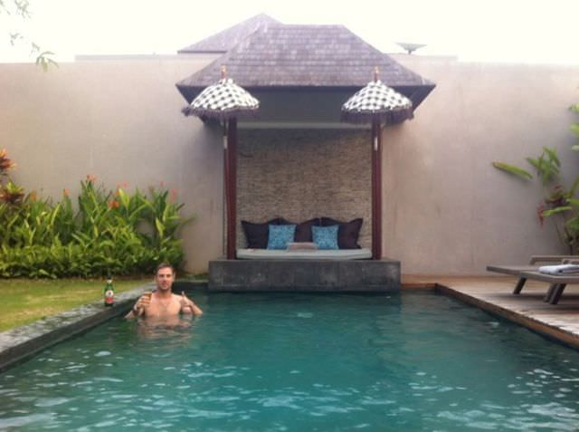 Staying In A Private Villa Bali