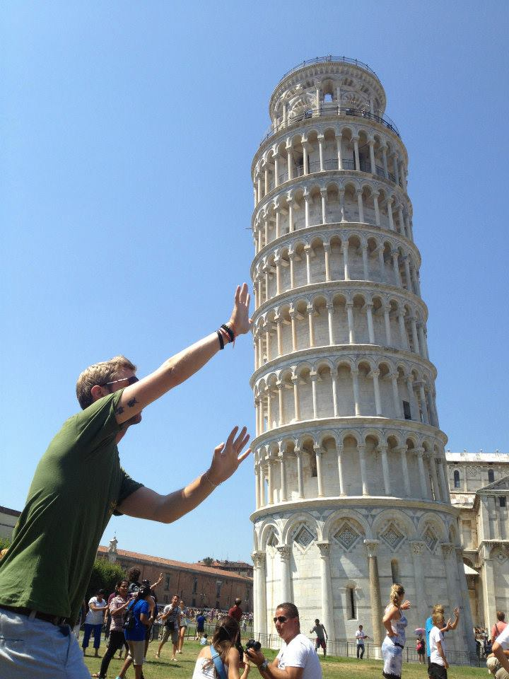 Italian Florence: A Day Trip To Pisa From Florence