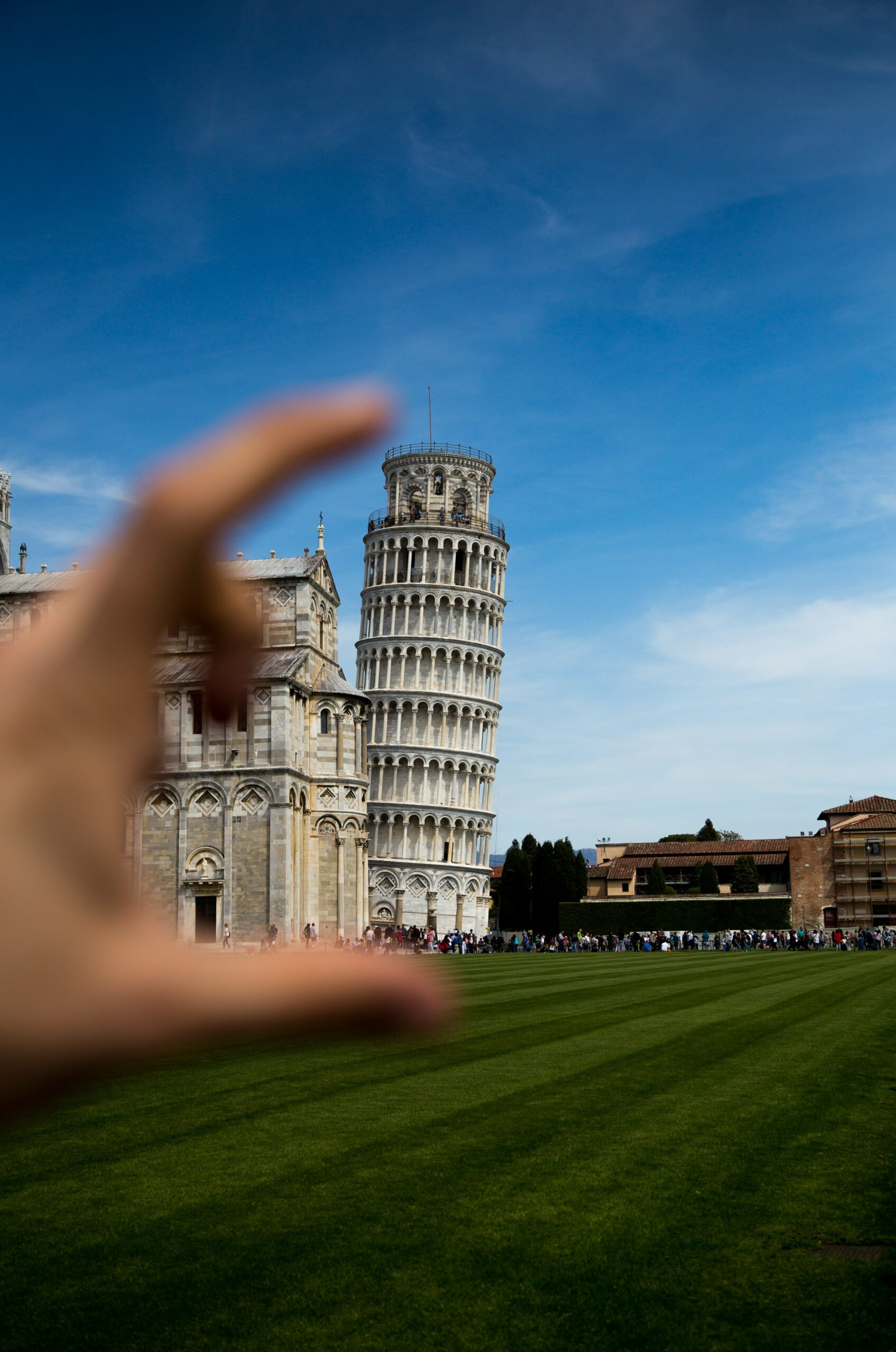 Pisa from Florence