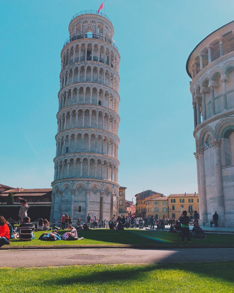 Florence to Pisa