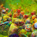 4 Of The Best Places To Celebrate The Holi Festival In India