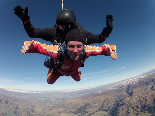 john ward johnny ward onestep4ward.com https://onestep4ward.com/ skydive wanaka