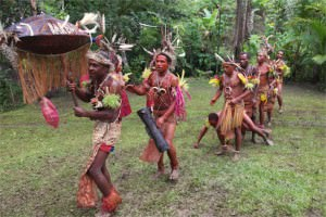 dancing in papua new guinea