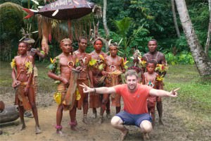 johnny ward john ward onestep4ward https://www.onestep4ward.com backpacking papua new guinea