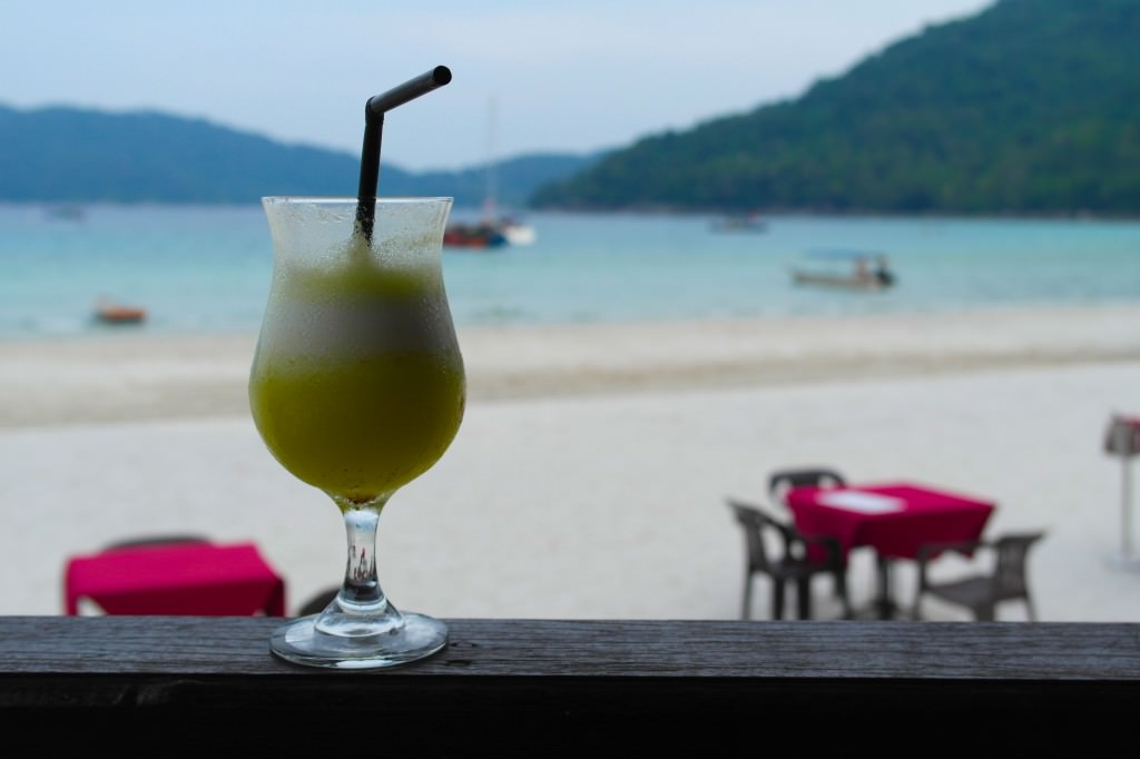 Chilling in the Perhentian Islands,   Malaysia