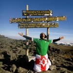 The different routes of Kilimanjaro