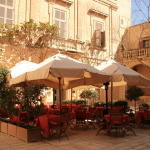 The Best Hotel in Malta; The Xara Palace Relais & Châteaux