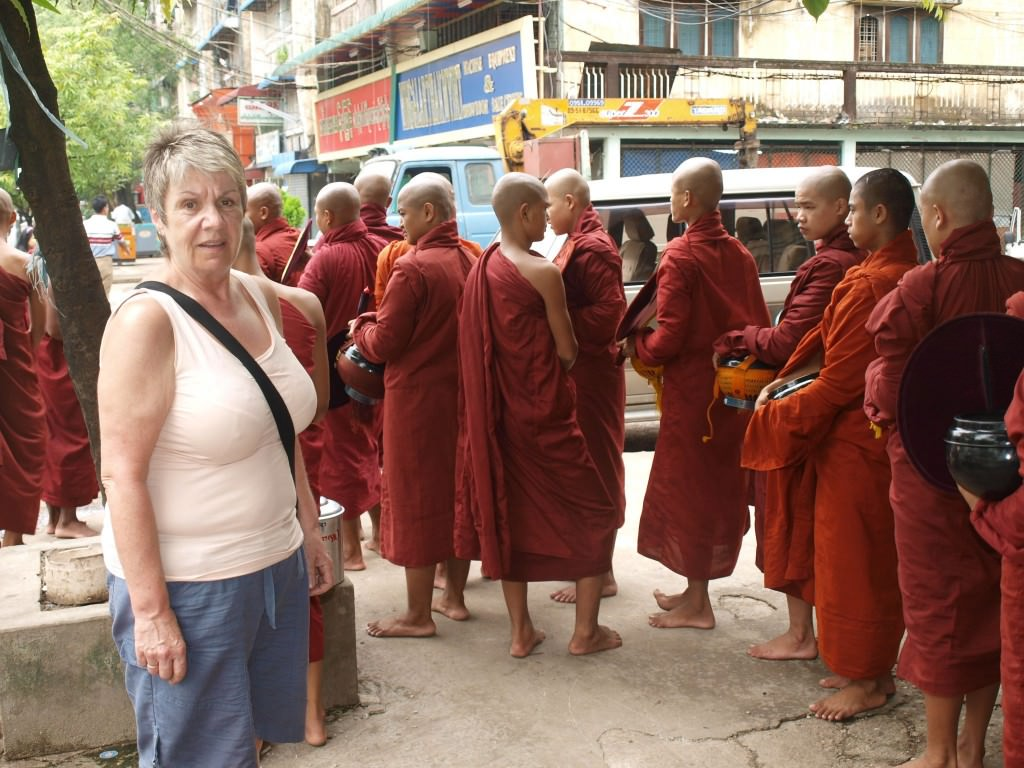 Backpacking in Burma/Myanmar