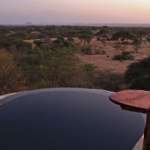 Kenya's top safari lodges; Luxury in Africa