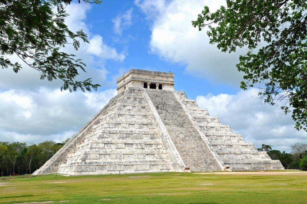Chichen Itza from Cancun