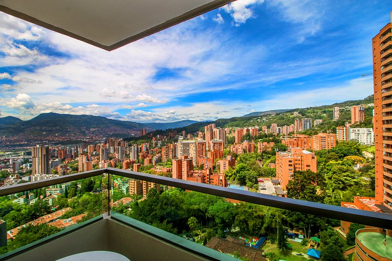 Places to stay in Medellin;