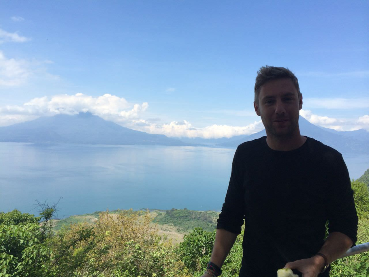 johny ward johnny ward onestepforward lake atitlan
