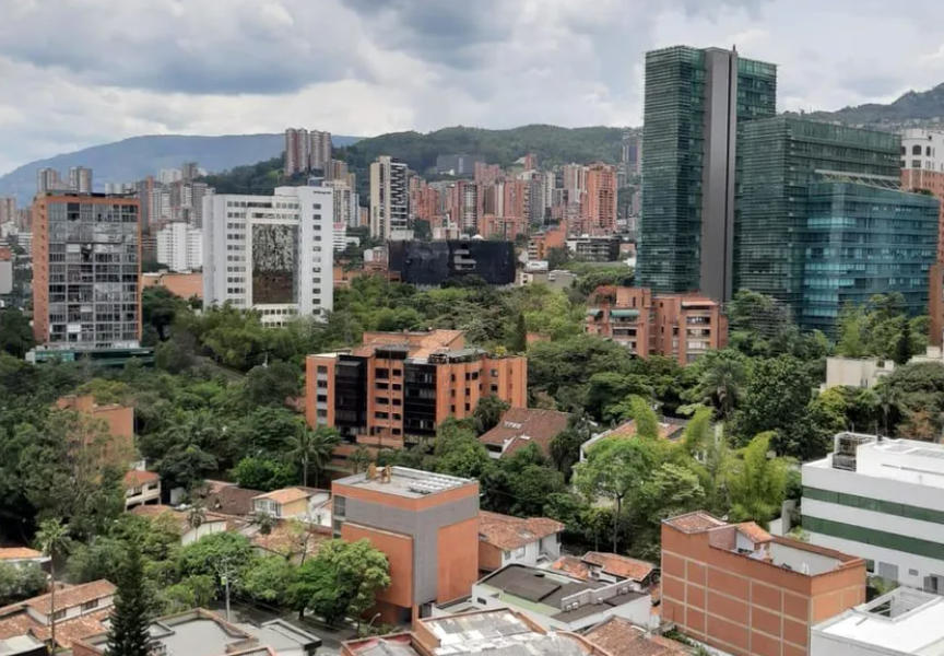 Best area in Medellin