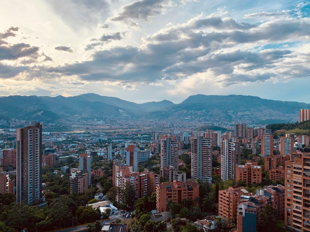 Where to stay in Medellin