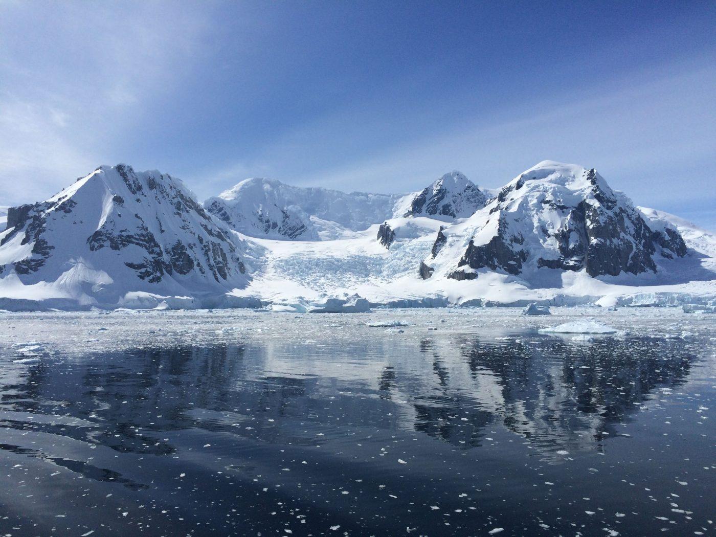 Reasons to visit Antarctica