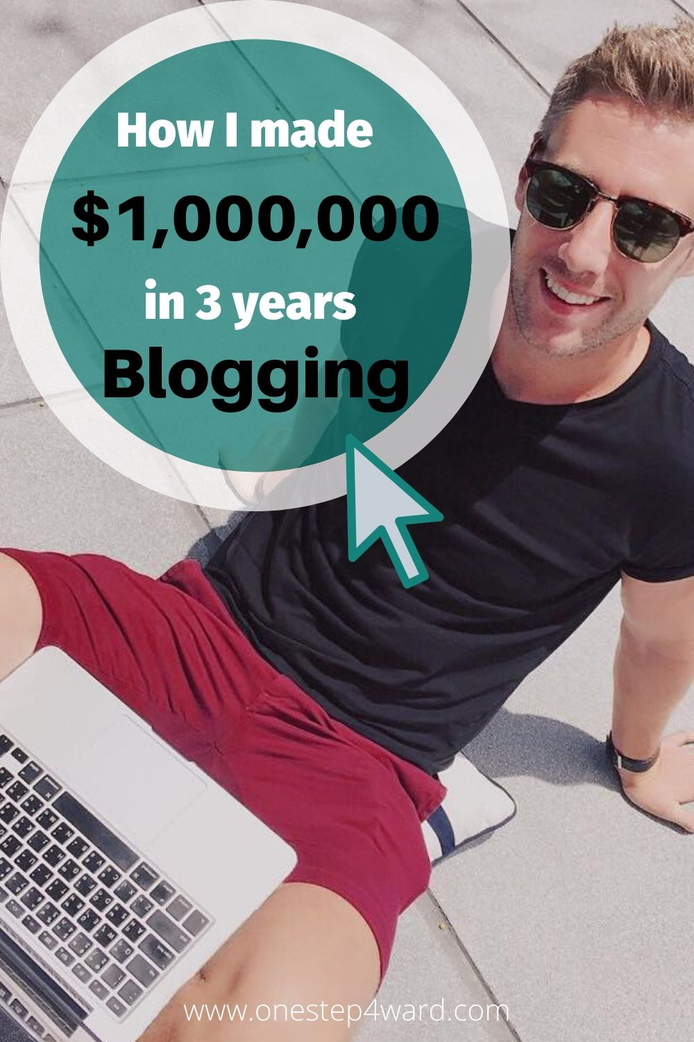 How I made $1,000,000 in 3 years blogging